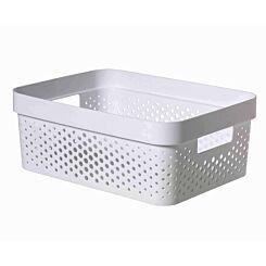 Curver Infinity Storage Basket 11 Litre