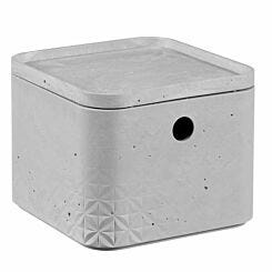 Curver Beton Storage Box with Lid 3 Litre