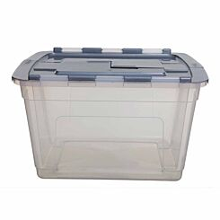 Whitefurze Tote Box 55 Litre Pack of 5