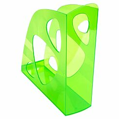 Exacompta ECOMAG Magazine File Pack of 10 Apple Green