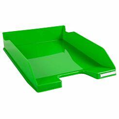 Exacompta Office Letter Tray Midi Combo Pack of 6 Gloss Apple Green
