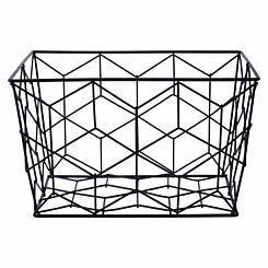 Vertex Contour Storage Basket