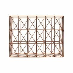 Vertex Rectangular Basket Large