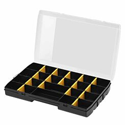 STANLEY 14 Inch 22 Compartment Organiser