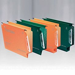 Rexel Crystalfile Classic 330 Lateral Suspension File 30mm Pack of 25