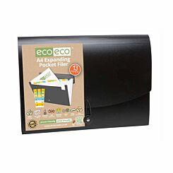 eco eco Expanding File A4 13 Pockets