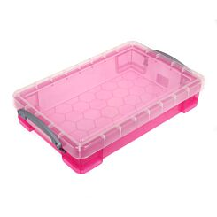 Really Useful Box 4 Litre Bright Pink
