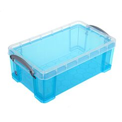 Really Useful Storage Box 5 Litre Bright Blue