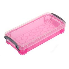 Really Useful Box 0.55 Litre Bright Pink
