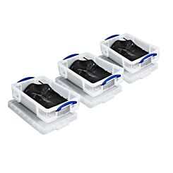 Really Useful Box 24.5L Pack of 3