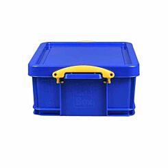 Really Useful Storage Box 18 Litre Blue