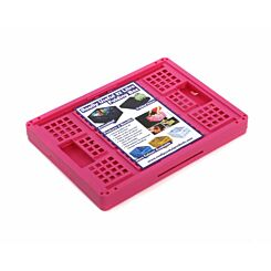 Really Useful Folding Box 32 Litre Pack of 6 Pink