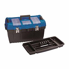 Draper 564mm Large Tool Box with Tote Tray