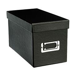 Ryman Storage Box Small Matt Black