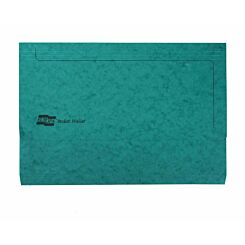 Europa Pocket Wallets Foolscap Pack of 25 Green