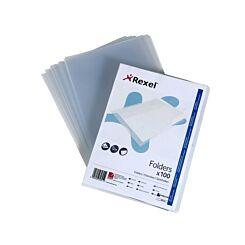 Superfine Cut Flush Folders A4 Pack of 100
