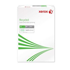 Xerox Recycled A4 Paper 80gsm Ream