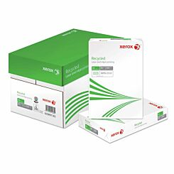 Xerox Recycled A4 Paper 80gsm Box of 5 Reams
