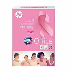 HP Office Pink Edition Paper A4 80gsm Pack of 5