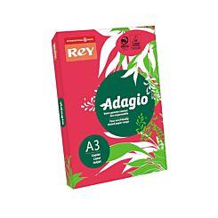 Adagio Copier Paper A3 80gsm Ream Red