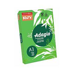 Adagio Copier Paper A3 80gsm Ream Deep Green