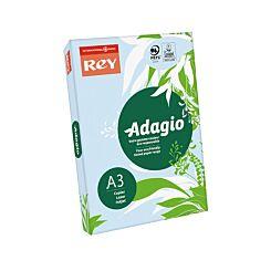 Adagio Copier Paper A3 80gsm Ream Blue