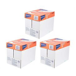 Ryman Select Copy Paper A4 80gsm 500 Sheets Pack of 15