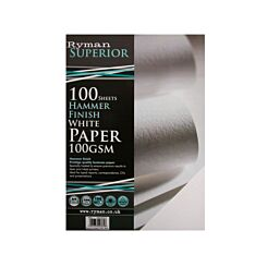 Ryman Hammer Finish Paper A4 100gsm 100 Sheets