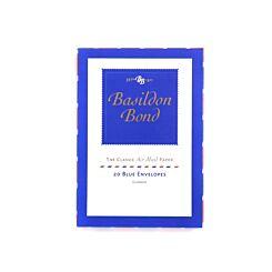 Basildon Bond Airmail Envelopes C6 70gsm Gummed Pack of 20