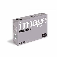 Image Volume A3 Paper 80gsm 500 Sheets Pack of 5