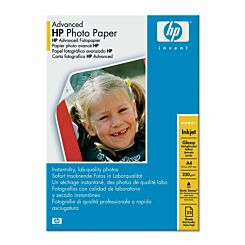 HP Advanced Glossy Photo Paper A4 Pack of 25