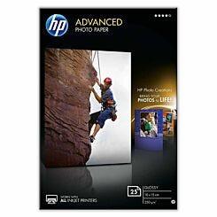 HP Advance Glossy Photo Paper 10x15cm 100 Sheets