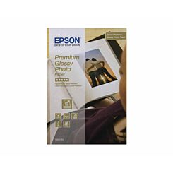 Epson Premium Photo Inkjet Paper Gloss 225gsm 40 Sheets 10 x 15cm