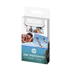 HP Zink Photo Paper 2 x 3 Inch Pack of 20