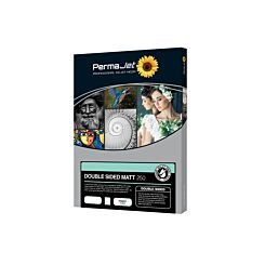 PermaJet Double Sided Matt Plus 250 Paper A4 50 Sheets
