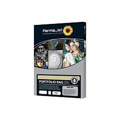 PermaJet Portfolio Rag 220 Printer Paper A3 25 Sheets