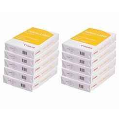 Canon Yellow Label Copier Paper A4 Pack of 10 Reams 80gsm