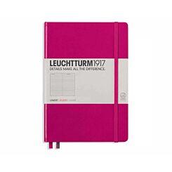 Leuchtturm 1917 Notebook Ruled A5 Berry