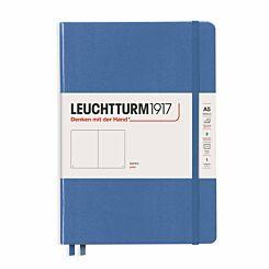 Leuchtturm1917 Hard Cover Notebook Plain A5