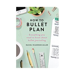 How to Bullet Plan Journal