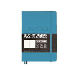 Leuchtturm Bullet Journal Notebook A5 Nordic Blue