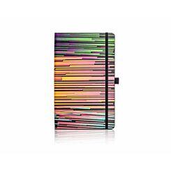 Castelli Milano Notebook Medium Ruled Iride Lines