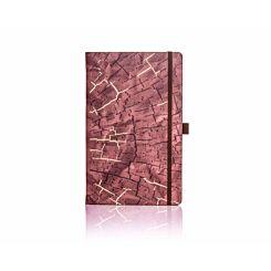 Castelli Milano Notebook Medium Ruled Wabi Sabi Bark