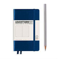 Leuchtturm Pocket Dotted Notebook