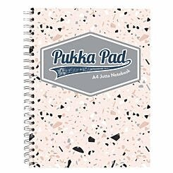 Pukka Terrazzo Jotta Notepad A4 200 pages 80gsm
