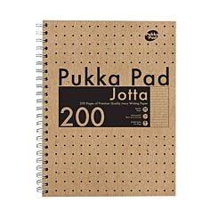 Pukka Kraft Jotta Pad A4
