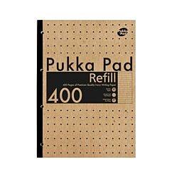 Pukka Kraft Refill Pad A4