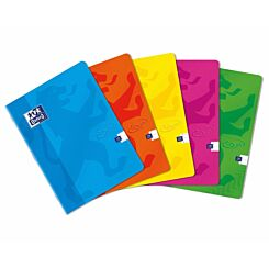 Oxford Touch Stapled Notebook A4 Pack of 5