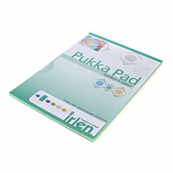 Pukka Dyslexia Pad A4 80gsm Ruled 100 Pages Pack of 60 Green