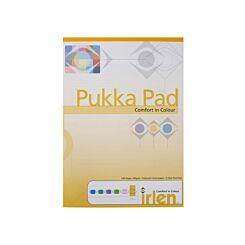 Pukka Dyslexia Pad A4 80gsm Ruled With Margin 100 Pages 50 Sheets Pack of 6